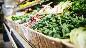 5 Fruits et légumes de saison par jour